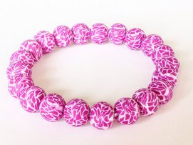 Fuchsia Crackle https://www.etsy.com/listing/151864011/pearl-fuchsia-polymer-clay-beads?ref=shop_home_active