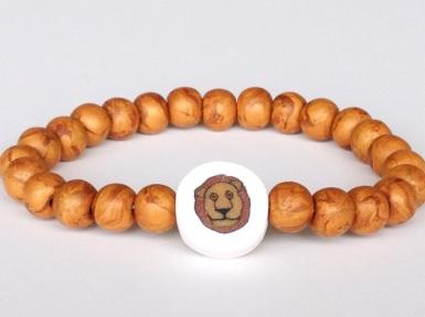 Lion Bracelet https://www.etsy.com/listing/200015100/lion-bracelet-polymer-clay-beads?ref=shop_home_active_3