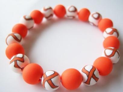 Multiple Sclerosis/Leukemia Awareness https://www.etsy.com/listing/153412618/multiple-sclerosis-awareness-bracelet?ref=shop_home_active_3