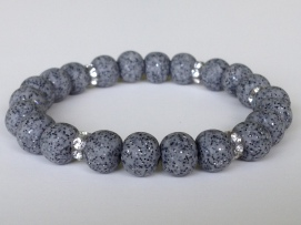 Glitter Grey https://www.etsy.com/listing/192333142/polymer-clay-bead-bracelet-grey-stretch?ref=shop_home_active_1