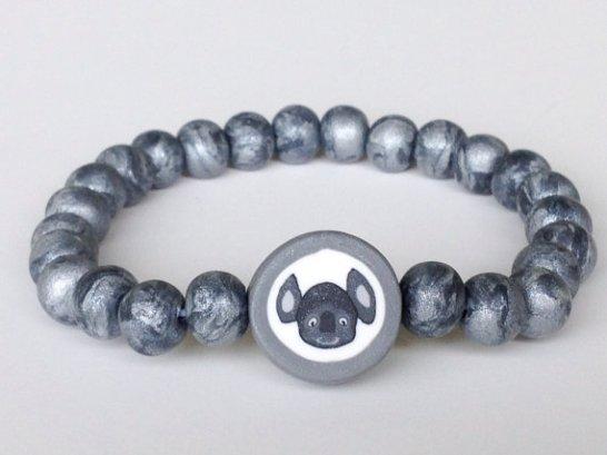 Koala Bear https://www.etsy.com/listing/200015204/koala-bear-bracelet-polymer-clay-beads?ref=shop_home_active_13