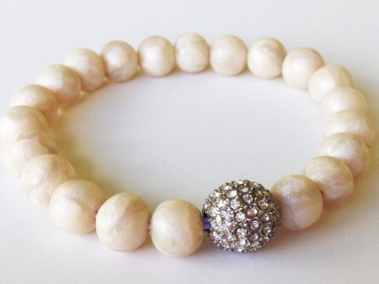 Pearl Shamballa https://www.etsy.com/listing/151835653/pearl-shamballa-bracelet-polymer-clay?ref=related-0