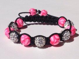 Pink Rose Petal https://www.etsy.com/listing/181014245/shamballa-bracelet-polymer-clay-beads?ref=shop_home_active_17