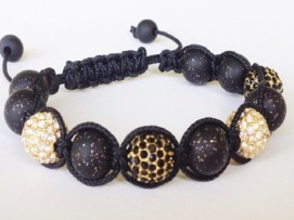 Hidden Treasure https://www.etsy.com/listing/158500591/shamballa-bracelet-polymer-clay-beads?ref=shop_home_feat